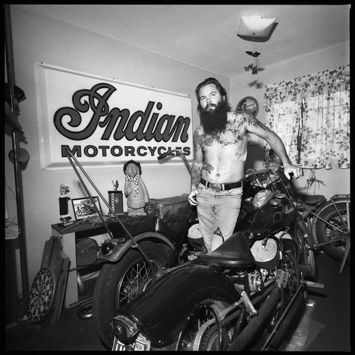 Biker et fier de l'être Indian10