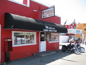 Bar, pub, resto bikers Mother10