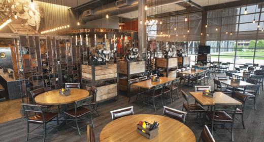 Bar, pub, resto bikers Motor_10