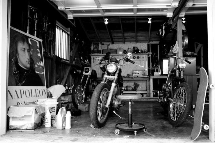 Vieilles photos (pour ceux qui aiment les anciennes photos de bikers ou autre......) - Page 4 Scott-16