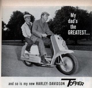 Pub harley ou bikers Topper10