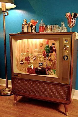 Recyclage de divers objets Tv10