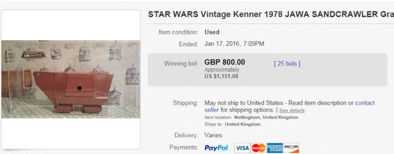 The MAD world of Star Wars collecting! Graded10