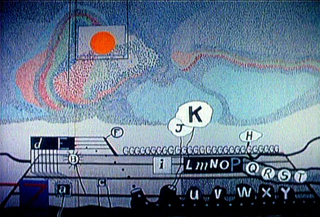 The Alphabet (David Lynch,1968) Tylych11