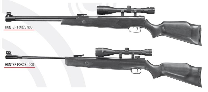 Carabine Hammerli Hunter Force 1000 Combo Hammer21