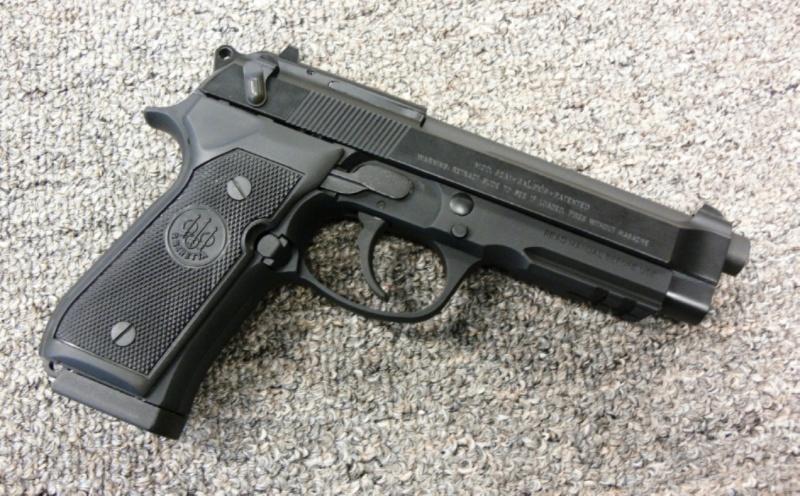 Le Beretta 92A1 BB arrive en France ! Image129