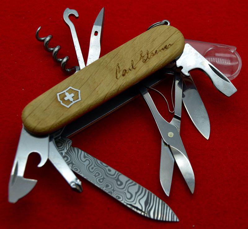 Victorinox Damascus Limited Edition 2013_c12