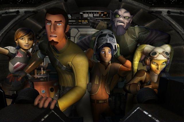 Star Wars Rebels [Série animée] Kananc10