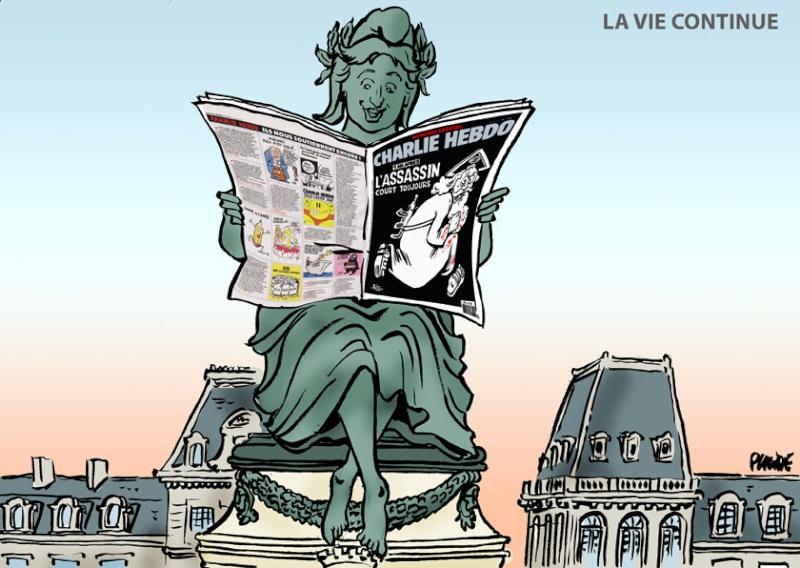 Actu en dessins de presse - Attention: Quelques minutes pour télécharger - Page 6 16-01-13