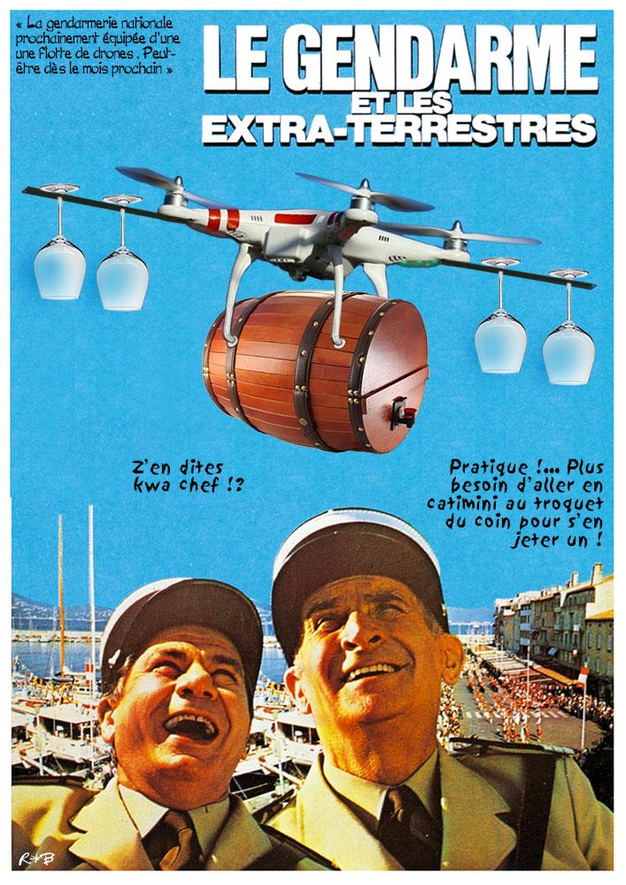 Actu en dessins de presse - Attention: Quelques minutes pour télécharger - Page 6 Drone-10
