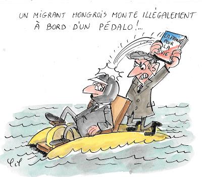 Actu en dessins de presse - Attention: Quelques minutes pour télécharger - Page 6 Migran10