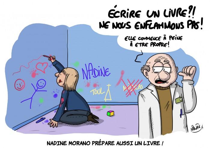Actu en dessins de presse - Attention: Quelques minutes pour télécharger - Page 6 Nadine10