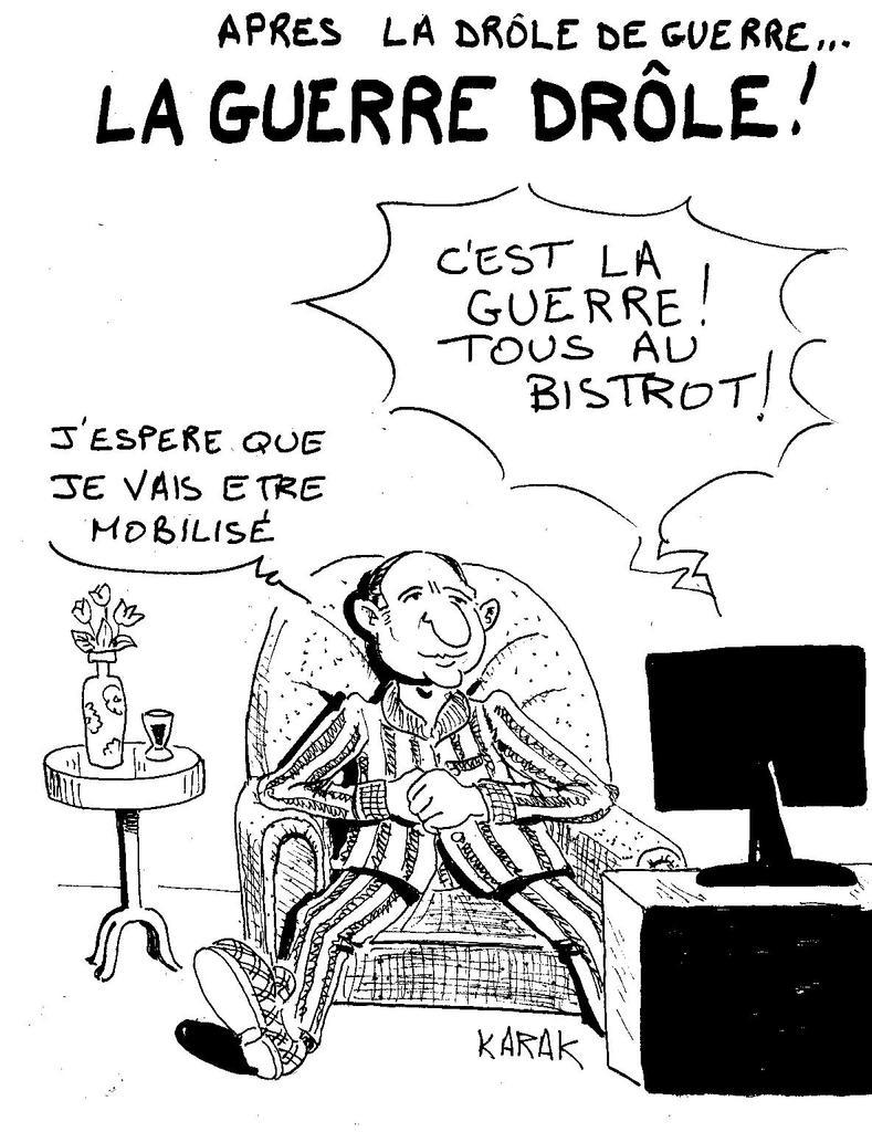 Dessin remarquable de la Revue de Presque qui Cartoone Ob_83111