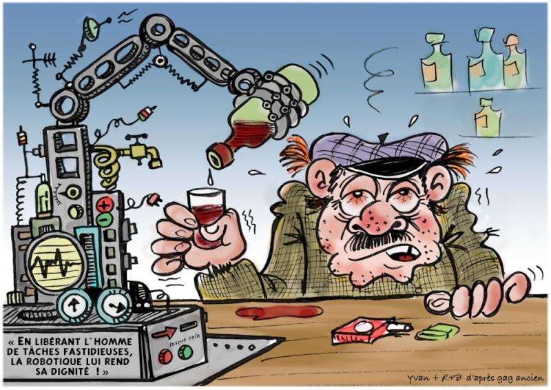 Actu en dessins de presse - Attention: Quelques minutes pour télécharger - Page 6 Robot10