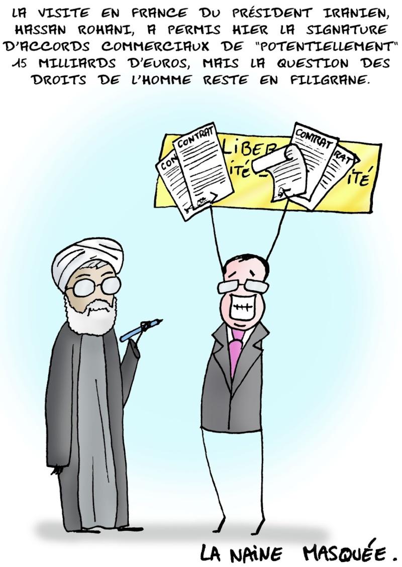 Dessin remarquable de la Revue de Presque qui Cartoone - Page 4 Rohani10
