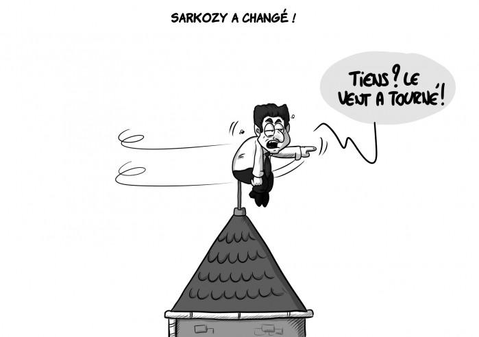 Actu en dessins de presse - Attention: Quelques minutes pour télécharger - Page 6 Sarko-11