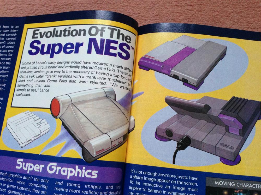 L'avant Super NES : la montée de la hype dans NINTENDO POWER aux US ! Np0610