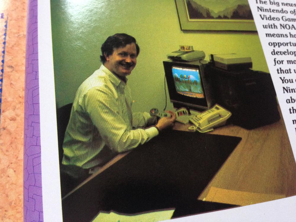 L'avant Super NES : la montée de la hype dans NINTENDO POWER aux US ! Np0710