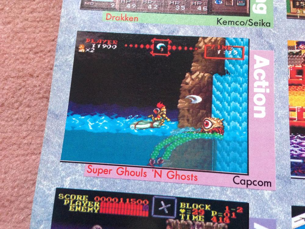 L'avant Super NES : la montée de la hype dans NINTENDO POWER aux US ! Np1210
