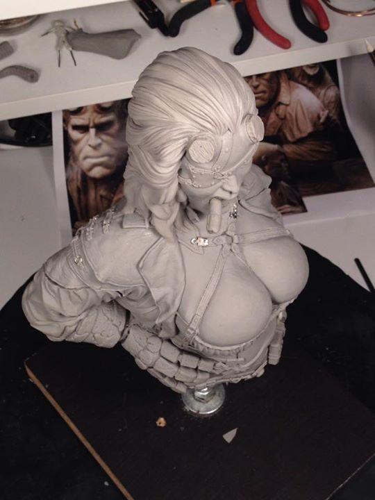 Les travaux de Seb06 Wonder Woman et Catwoman plus size - Page 14 11986410
