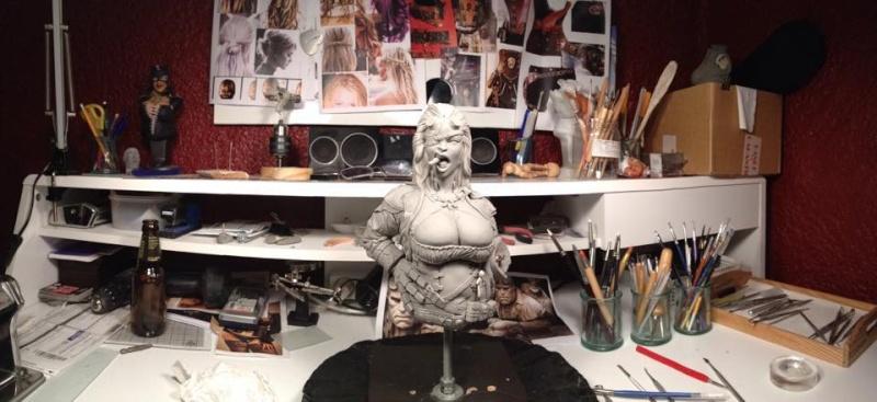 Les travaux de Seb06 Wonder Woman et Catwoman plus size - Page 14 12239910