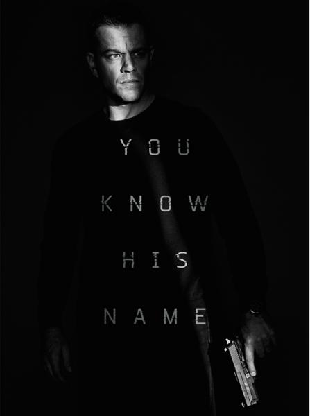 The Bourne quadrilogy (2002~2016, Doug Liman/Paul Greengrass) Jason-10