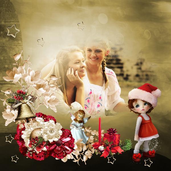 Sweet Christmas  - pour le 1er décembre Idapas10