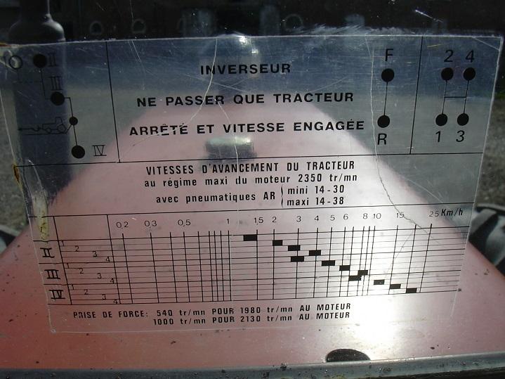 boite de vitesse Renault 1181.4 Dscn7910
