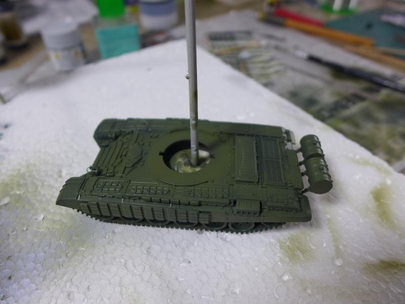 T-72B1 mit ERA Panzerung von Modelcollect P1040933