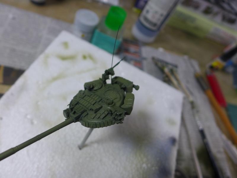 T-72B1 mit ERA Panzerung von Modelcollect P1040937
