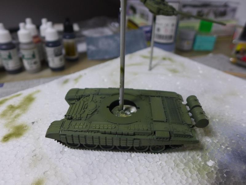 T-72B1 mit ERA Panzerung von Modelcollect P1040938