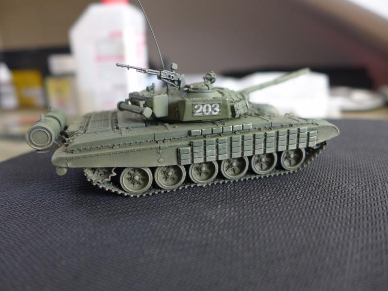 T-72B1 mit ERA Panzerung von Modelcollect P1040965