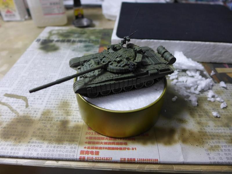 T-72B1 mit ERA Panzerung von Modelcollect P1050015
