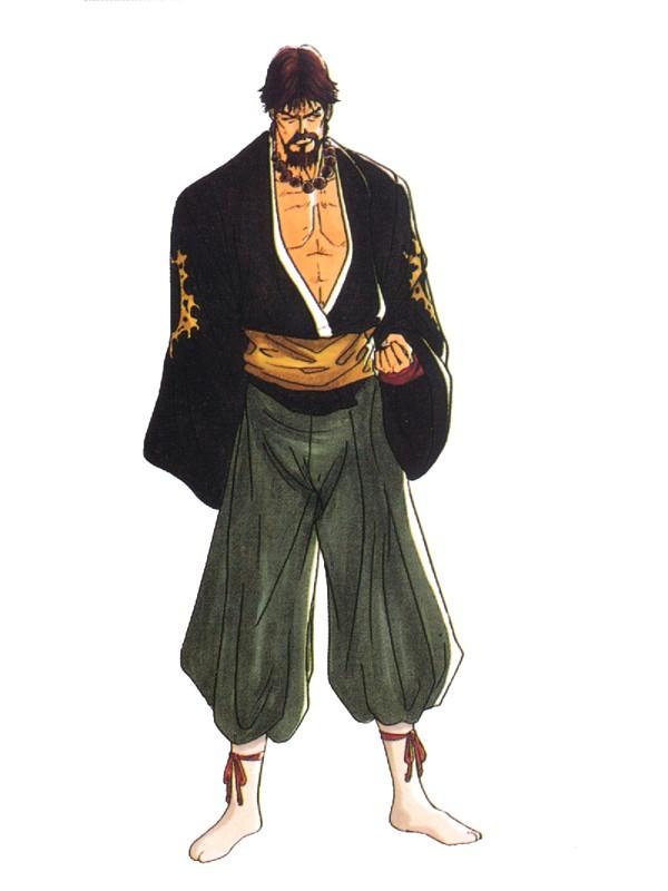 Pour vous qui est le meilleur personnage des jeux de combat SNK Saisyu10
