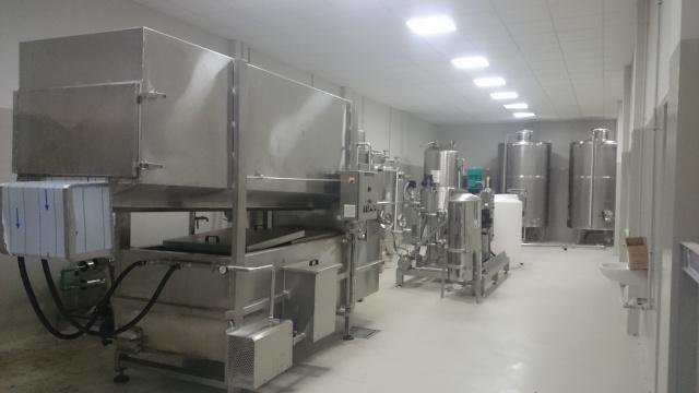 Καρδίτσα: Το πρώτο εργοστάσιο στέβιας στην Ευρώπη F3-310