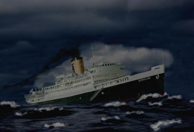 Το ναυάγιο του πλοίου «Ηράκλειο» στη Φαλκονέρα Herakl10