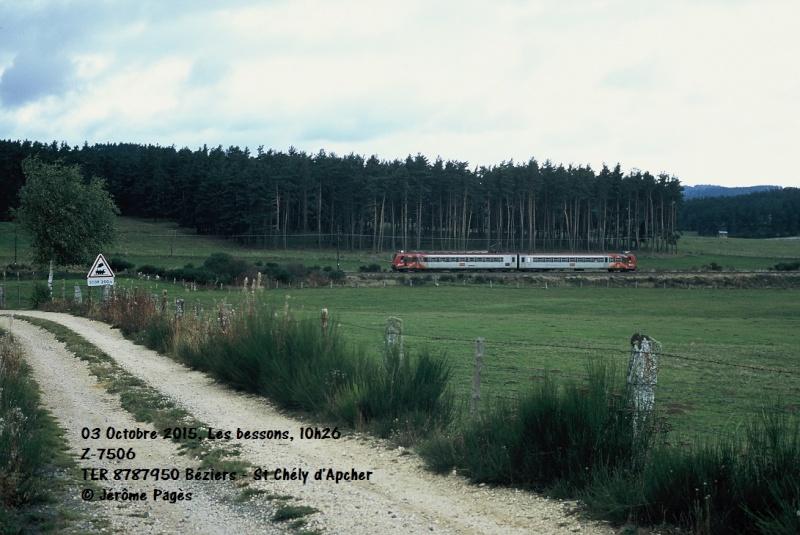 Pk 082,2 : Gare de Foix (09) - 1998 :  Z-7362 au printemps R2015_11