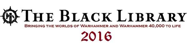 Programme des publications Black Library France pour 2016 11110