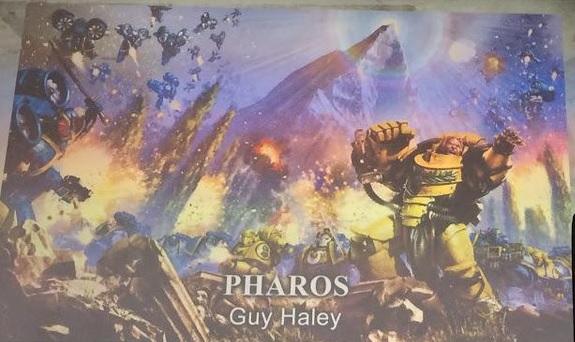 [Horus Heresy] Pharos de Guy Haley 111111