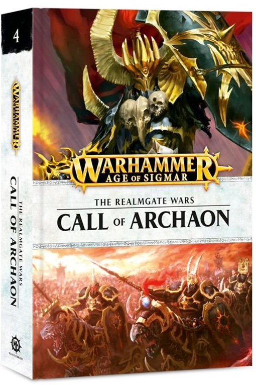 The Realmgate Wars - IV - Call of Archaon - Recueil 113