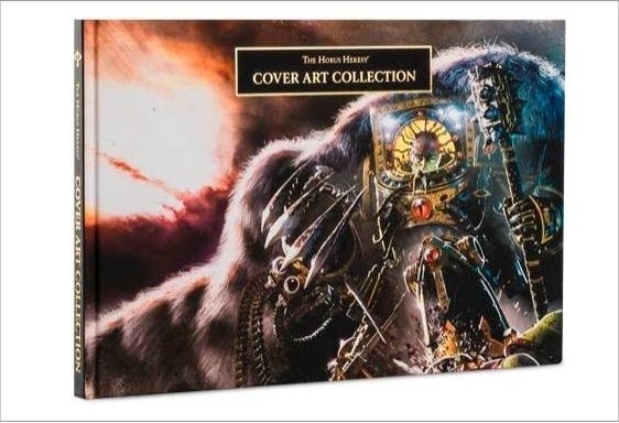 [Horus Heresy] Cover Art Collection - Artbook 12210