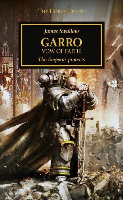 Review VO de Horus Heresy Garro: Vow of  Faith de James Swallow 211