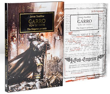 [Horus Heresy] Garro: Vow of Faith de James Swallow Garro10
