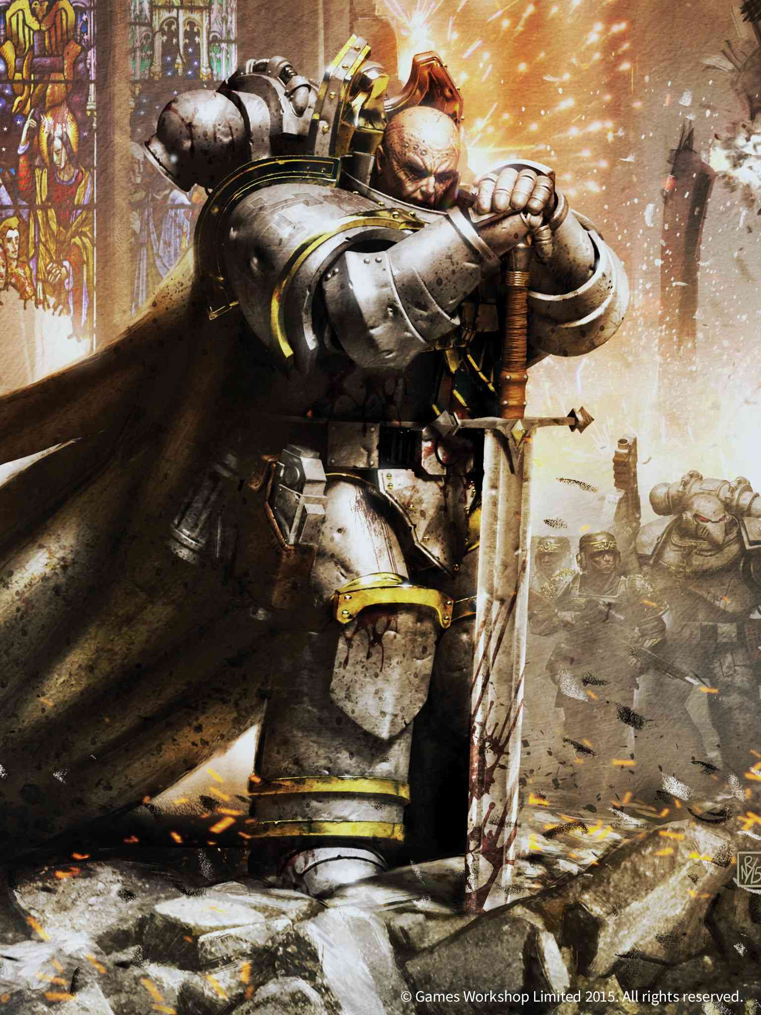 [Horus Heresy] Garro: Vow of Faith de James Swallow Garro11