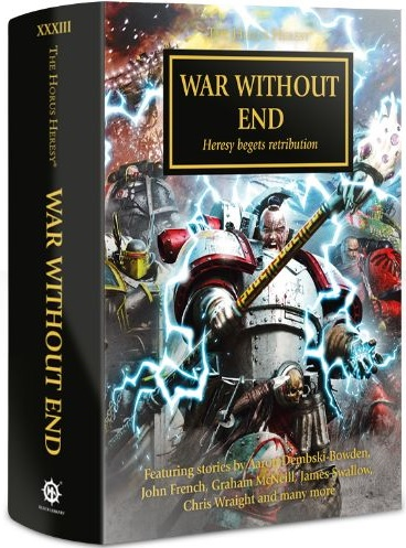 [Horus Heresy] War Without End - Anthologie Yry11