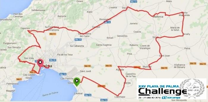 altimetria planimetria 2016 » Challenge de Mallorca -Trofeo Playa de Palma - Palma (1.1) - Playa de Palma › Palma (161.5 km)