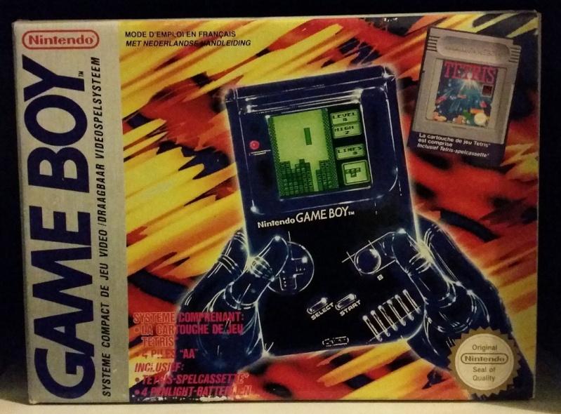 la gameboy collection FAH (Mise à jour photos des jeux en boite) 20151226