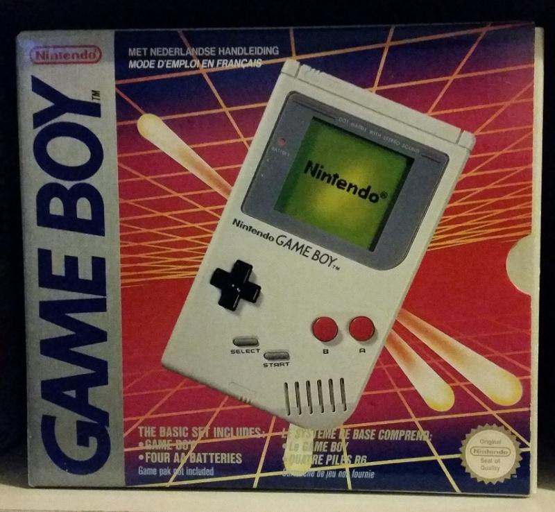 la gameboy collection FAH (Mise à jour photos des jeux en boite) 20151227