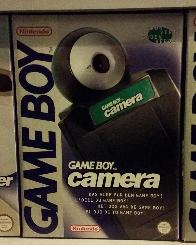 la gameboy collection FAH (Mise à jour photos des jeux en boite) 20151236