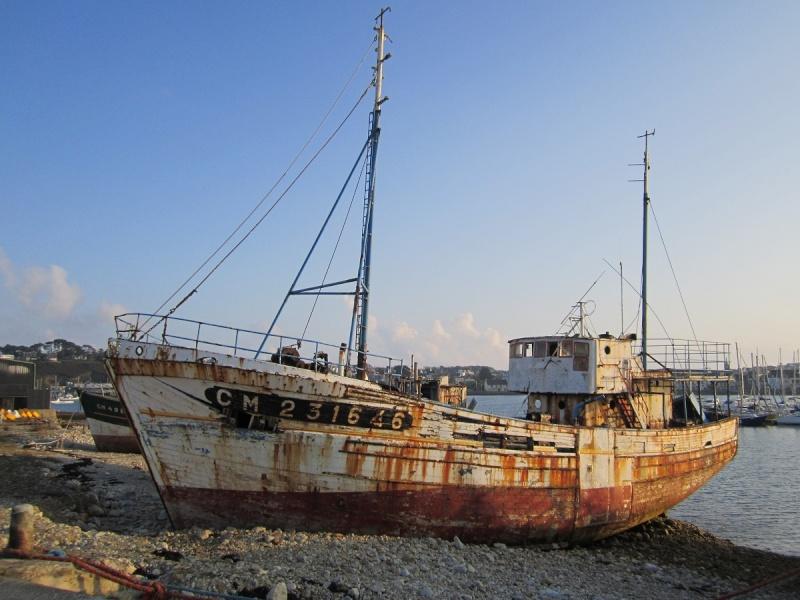 [VIE DES PORTS] Quelques bateaux de pêche (sur nos côtes Françaises) - Page 21 Camare11